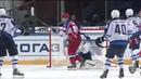 Моменты 2017/2018 • Бад Холлоуэй забросил первую шайбу в КХЛ 02.09
