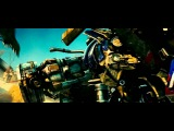 optimus prime and jetfire modification transformation (tf 2 movie blue ray ) (hd)