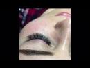 Eyelash extensions by Viktoria Safinskaya