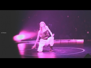 180725 LISA solo - Faded (Tink) @ BLACKPINK JAPAN ARENA TOUR 2018 in Osaka (day 2)