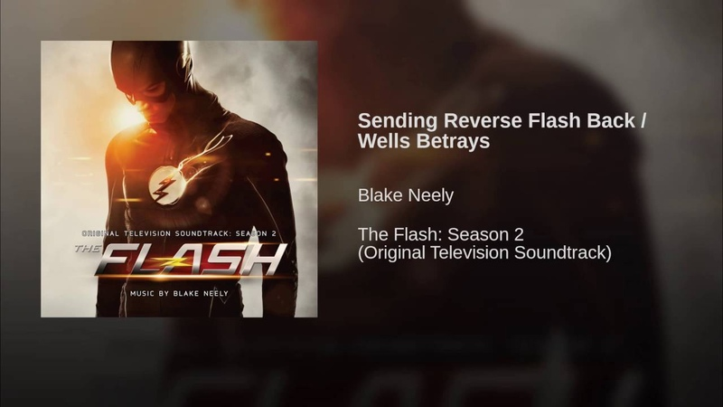 Sending Reverse Flash Back / Wells Betrays