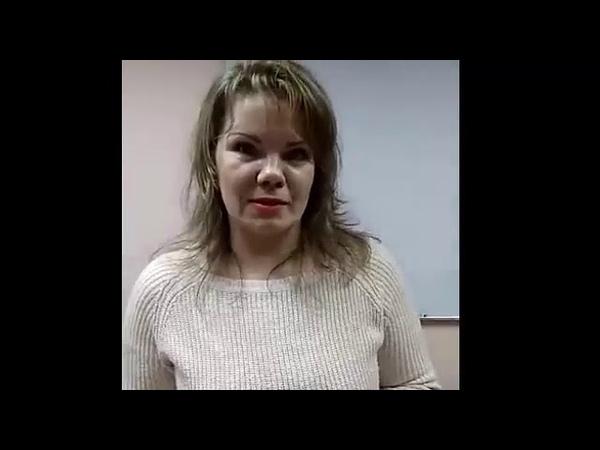 Институт РА, результат Екатерины Кисловой. Начинался остеопороз, теперь спина не болит