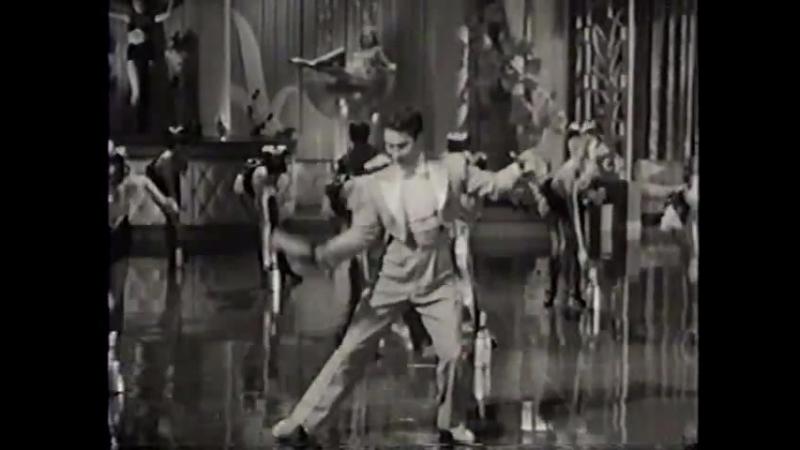 Johnny Coy Elegant Dance Routine