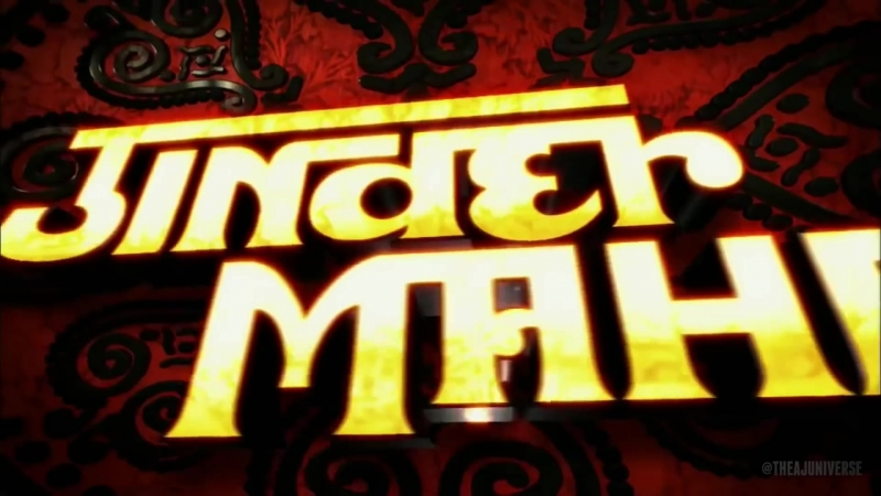 Jinder Mahal 2nd Custom Titantron