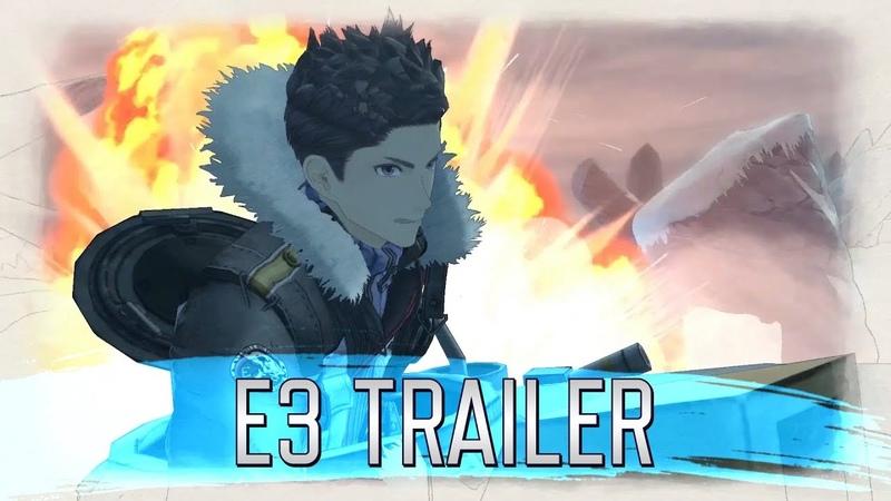 Valkyria Chronicles 4 E3 Trailer