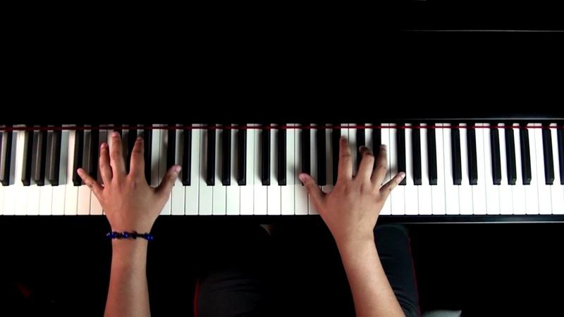 David Guetta - 2U ft. Justin Bieber (Piano Cover)