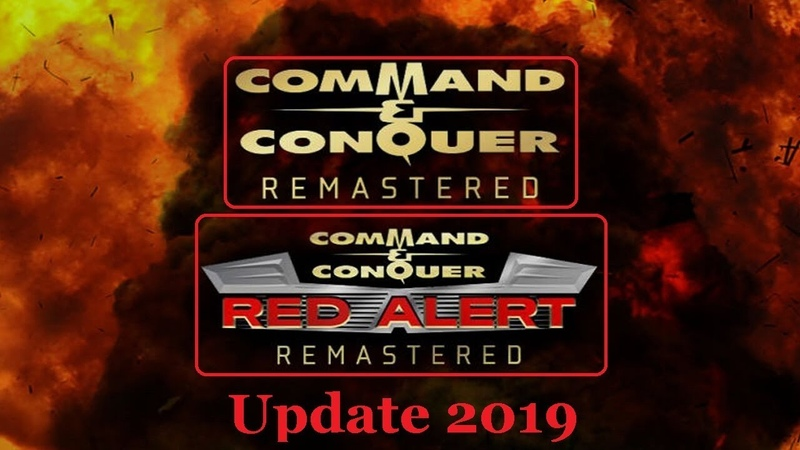 Latest News Regarding Command And Conquer Remastered Community Council - CC Remaster Talk 2019