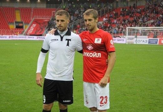 Кирилл и Дмитрий Комбаровы
