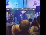 Другая реальность (Ночь скидок в ТРЦ Европейский, Москва, 06.12.13)