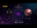 TFT vs Anti MagE TI9 Qualifiers EU bo1 Jam ALOHADANCE