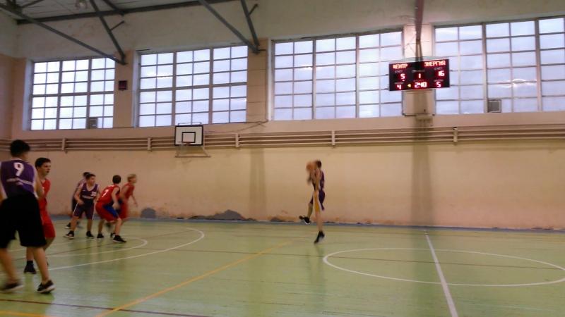 17.10.2017 Баскетбол Сергиев Посад(02-06) - Хотьково 2003 (4