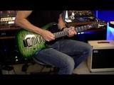 Megadeth - Kiko Loureiro Practicing