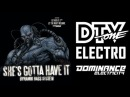 Dynamik Bass System - Get With It - EXTENDED MIX (Dominance Electricity) electro electrofunk DTV1