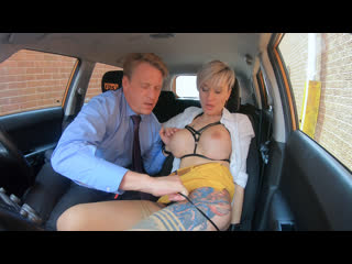 [fakedrivingschool] tanya virago - boss fucks sexy hot blonde employee newporn2019