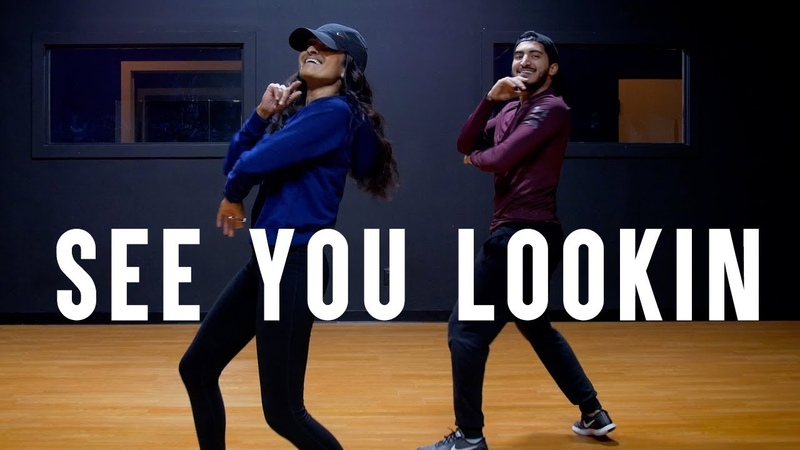 See You Lookin - Akash | Choreography by Chris Rajan Stephie Liz Philip