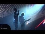 Q ueen Adam Lambert - W ho W ants to L ive F orever - P ark Theater - Las Vegas .18