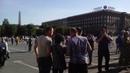 Неизвестные люди в штатском похищают людей средь бела дня, полиции насрать, митинг против повышения