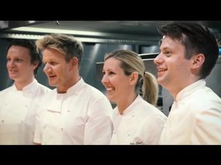 Cooking at Pétrus with Gordon  Neil Snowball - Gordon Ramsay