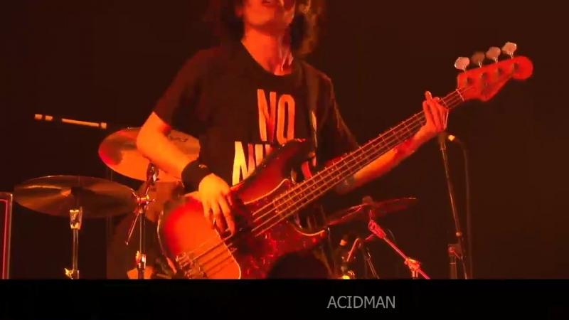 ACIDMAN with Ryuichi Sakamoto - Kazeoihito (Kouhen) (No Nukes 2013.03.09)