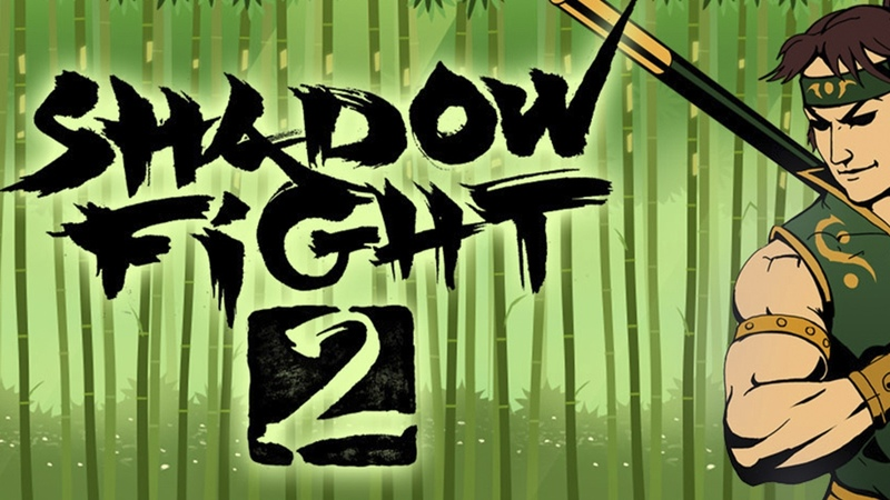 Shadow Fight 2 Прохождение №3 ЛОМАЕМ КИРПИЧА ПО ДОРОГЕ К СЕГУНУ iOS Gameplay