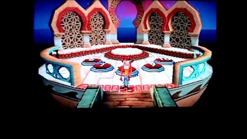 Crash Bandicoot 3:Warped (NTSC-J) Hog Ride Time Trial 33:26.WR.You Tube version