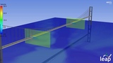 Using ANSYS Fluid-Structure Interaction to understand the Tacoma Narrows bridge collapse