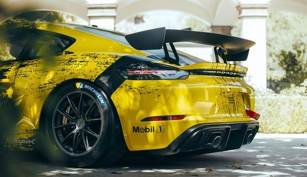 Porsche 718 Cayman GT4 ClubВыдающиеся спортсмены: