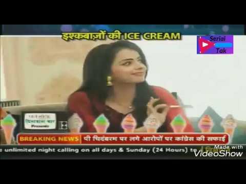 Ishqbaaz - время для мороженого в Флирте 😍❤️