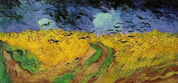 История одного шедевра. «Пшеничное поле с воронами», Винсент Ван Гог