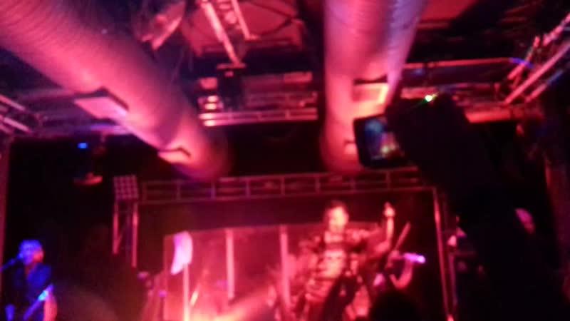 Панк-рок-группа КняZz в М5, Пермь, 21.11.18.