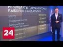Выборы в Андалусии вывели испанцев на улицы - Россия 24