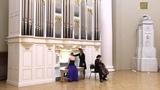 Глюк (1714 - 1787). Мелодия из оперы Орфей для виолончели и органа