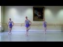 Vaganova Ballet Academy. Jumps, Classical Dance Exam. Girls, 4th class. 2015