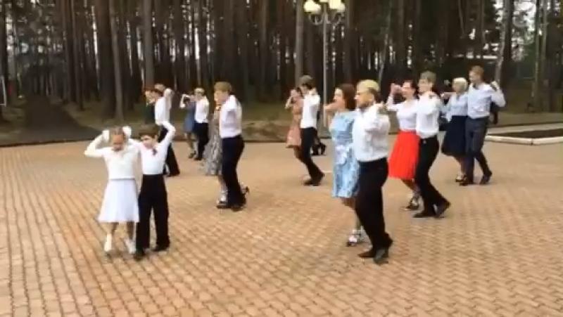 9 мая 2018г Всероссийский Флешмоб Лизавета