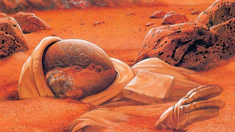 Атланты - потомки марсиан. Что же случилось с обитателями Красной планеты? / Марс родина богов