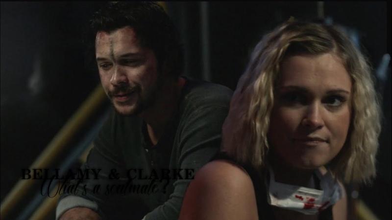 Bellamy Clarke | what's a soulmate?