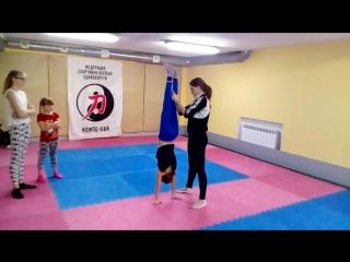 Спортивная акробатика -