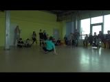 Леша (Афина) VS Демид (Афина) VS Степа (Афина) SpinUp Battle 2018 1st round