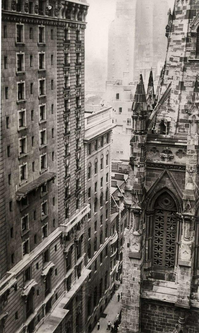 Суицид Уарда, Нью–Йорк, 1938 год.