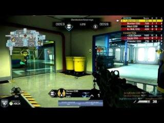Xfinity vs Vexx Gaming - Game 1 - LB Round 2  - CoD Championships 2014