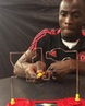 """Manchester United on Instagram: """"@EricBailly24's concentration face gives us life 😅 Check out our IGTV channel for his head-to-head challenge with ..."""