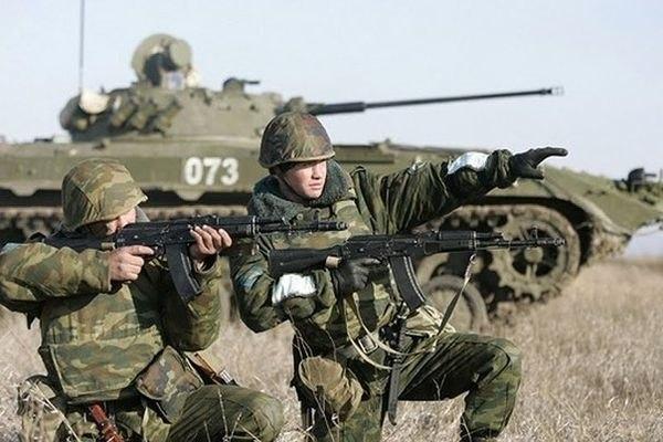 МИД РФ: попытки обвинить Россию в наращивании вооруженных сил на границе с Украиной беспочвенны