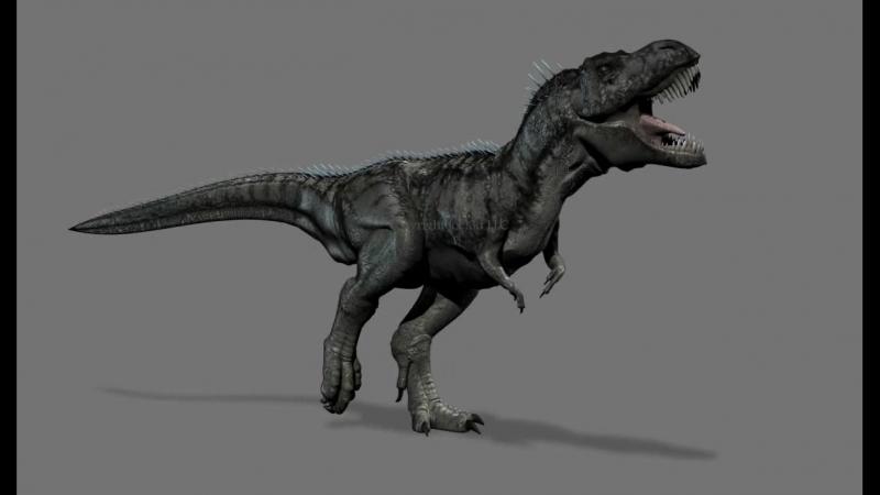 Черный Динозавр