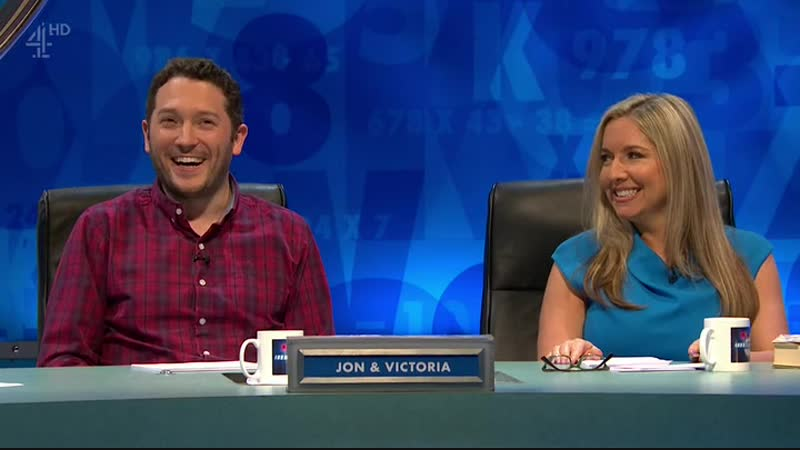 8 out of 10 Cats does Countdown S10E01 (05.08.2016)