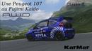 Forza 4 : Une Peugeot 107 au Fujimi Kaido [AWD   Classe F]
