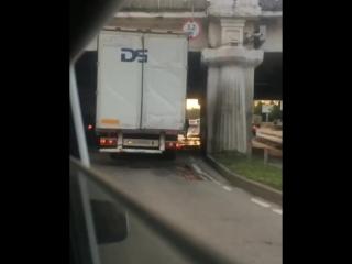 ДТП под мостом на Вишняковой, Краснодар, 14 мая