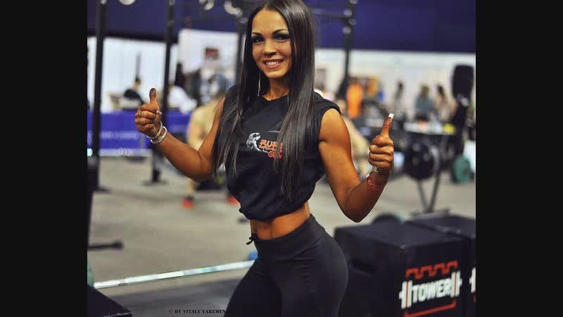 Female Fitness Motivation - Yuliya Laryukova - part. 2