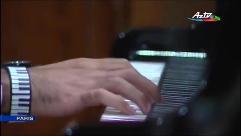 Этибар Асадлы Шахрияр Иманов - Парижский концерт (2016) Бакинский джаZZ