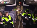 Спасатели потушили самолёт в аэропорту Симферополь