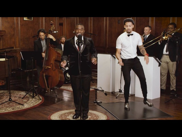 That's What I Like - Bruno Mars (Rat Pack Style Cover) ft. LaVance Colley Lee Howard